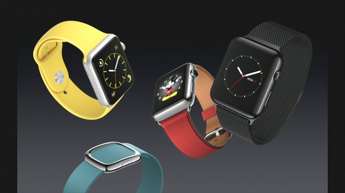 Apple Watch noi curele