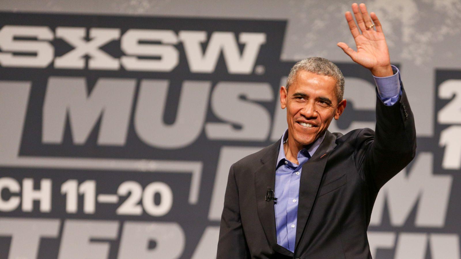 Brack Obama 2016