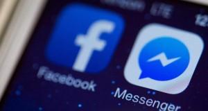 Facebook Messenger joc baschet