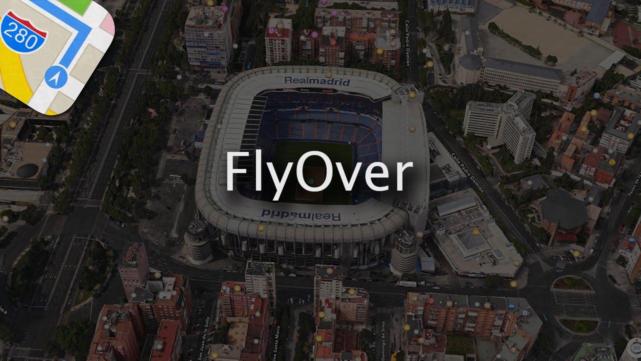 FlyOver - iDevice.ro