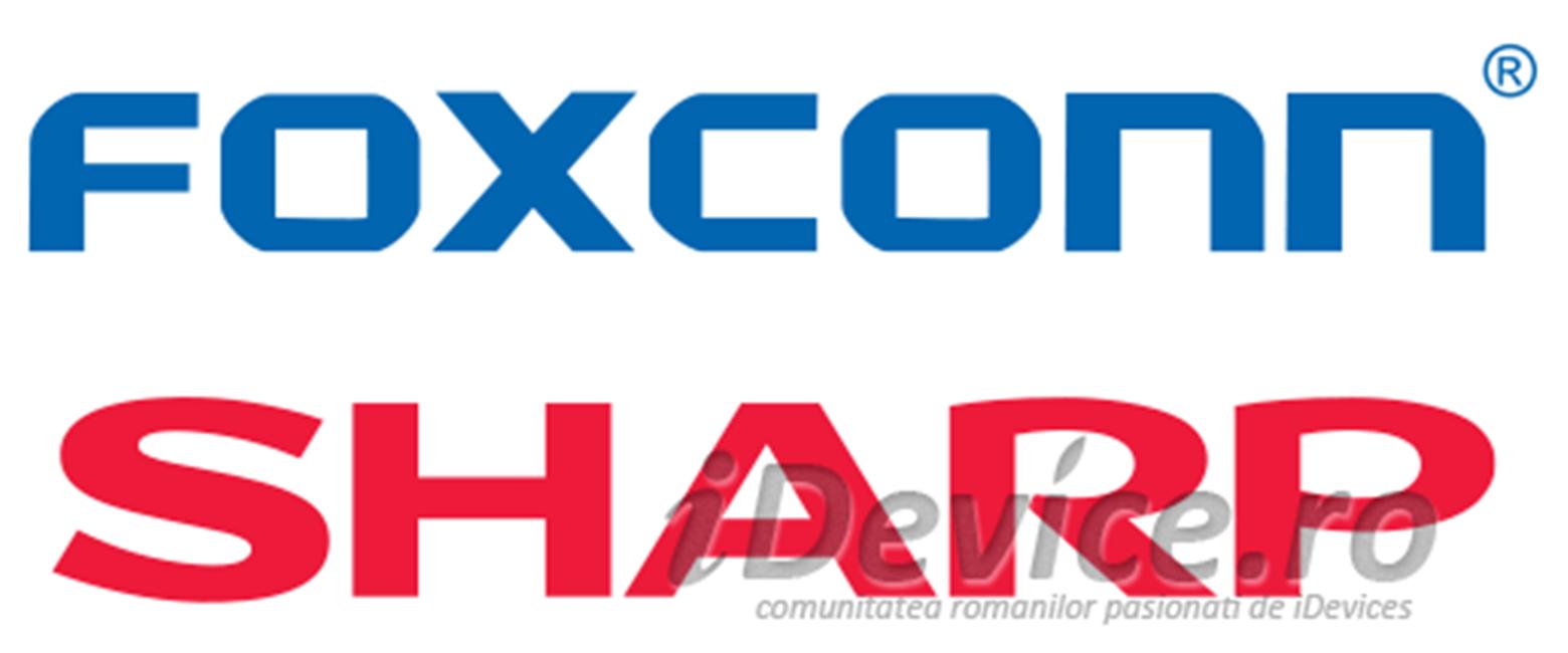 Foxconn-Sharp