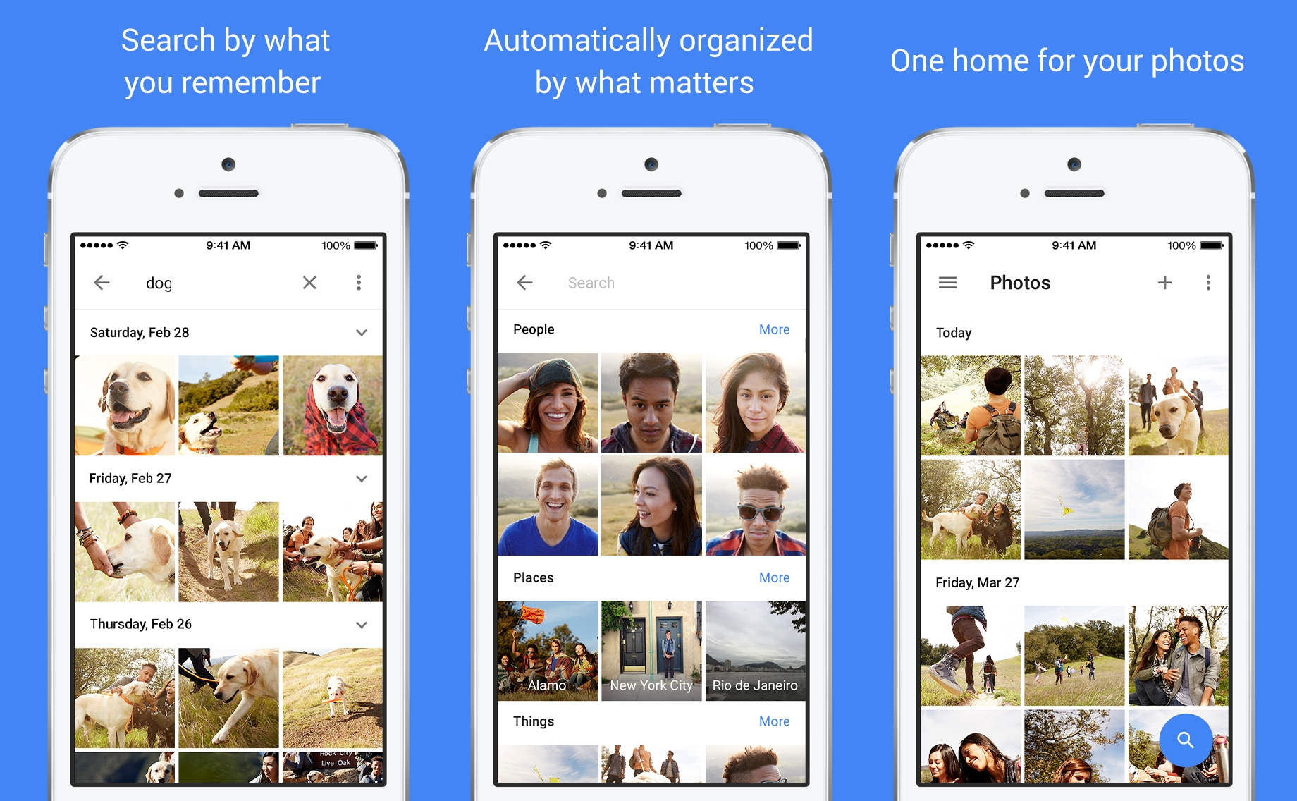 Google Photos Live Photos