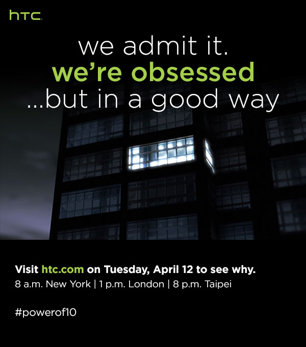 HTC 10 12 aprilie
