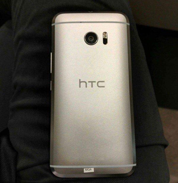 HTC 10 argintiu 1