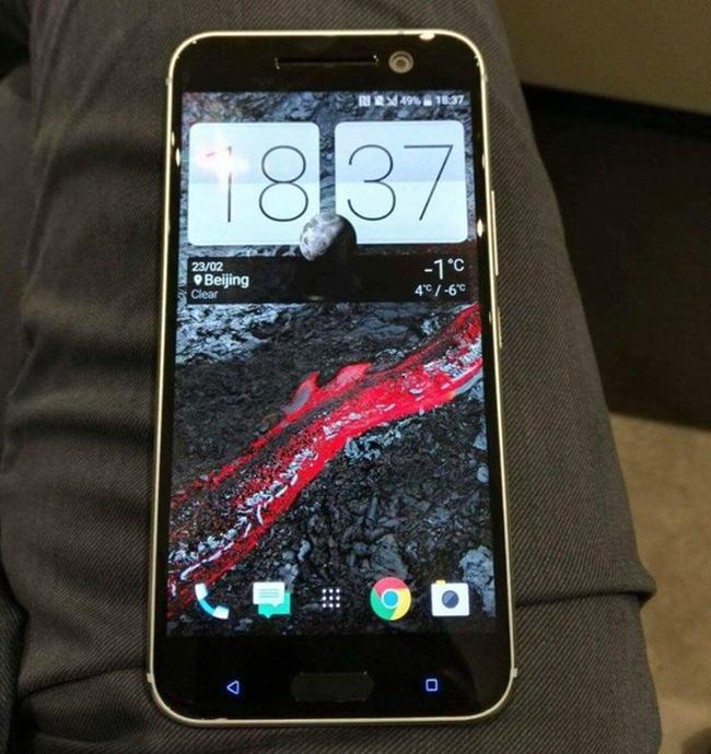 HTC 10 argintiu