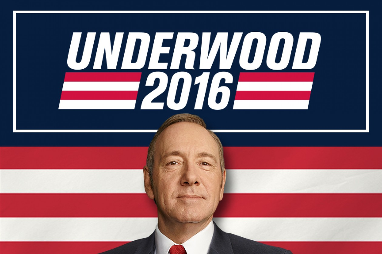 House of Cards sezon 4