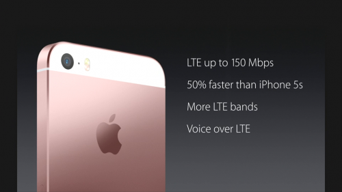 LTE WiFi iphone SE