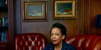 Loretta Lynch procuror general SUA
