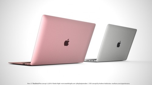 MacBook Pro 15 inch concept 3