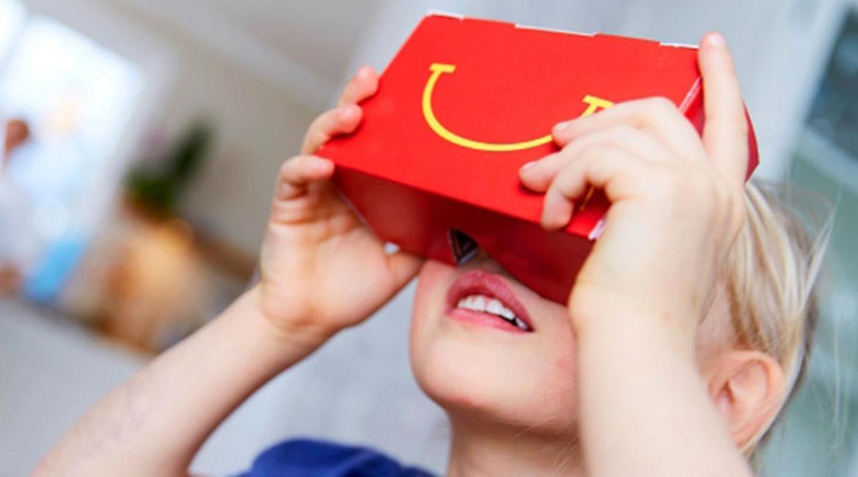 McDonald's casca realitate virtuala - iDevice.ro