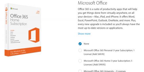 Microsoft Office recomandat iPad