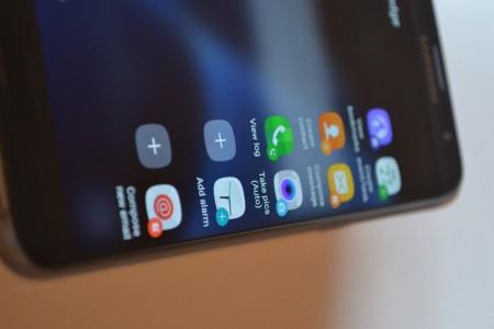 Samsung Galaxy S7 Edge review tasks