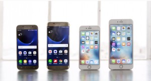 Samsung Galaxy S7 vs iPhone 6S - test rezistenta suprem