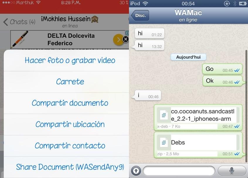 WASendAny9 - iDevice.ro