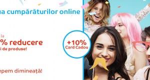 Ziua cumparaturilor online eMAG