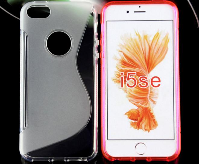 carcasa noua iPhone SE