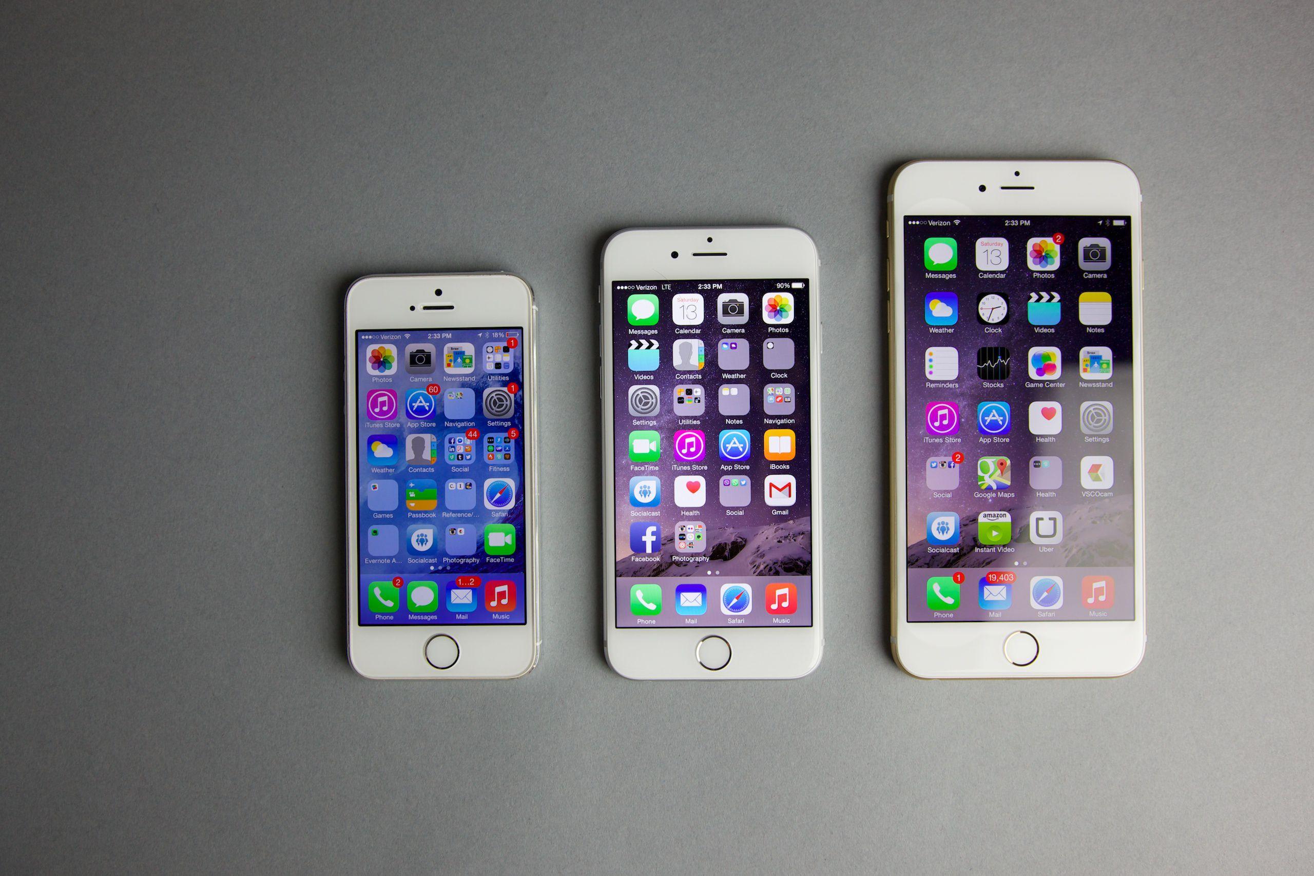 comenzi componente iPhone Apple