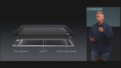 ecran iPad Pro 9.7 inch roz