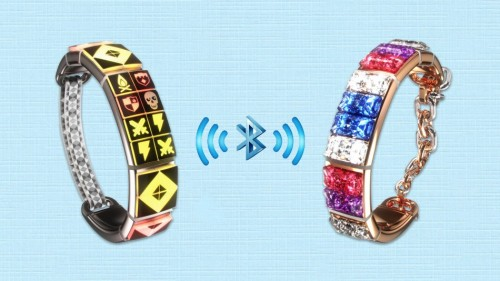 gemio smart friendship bracelet