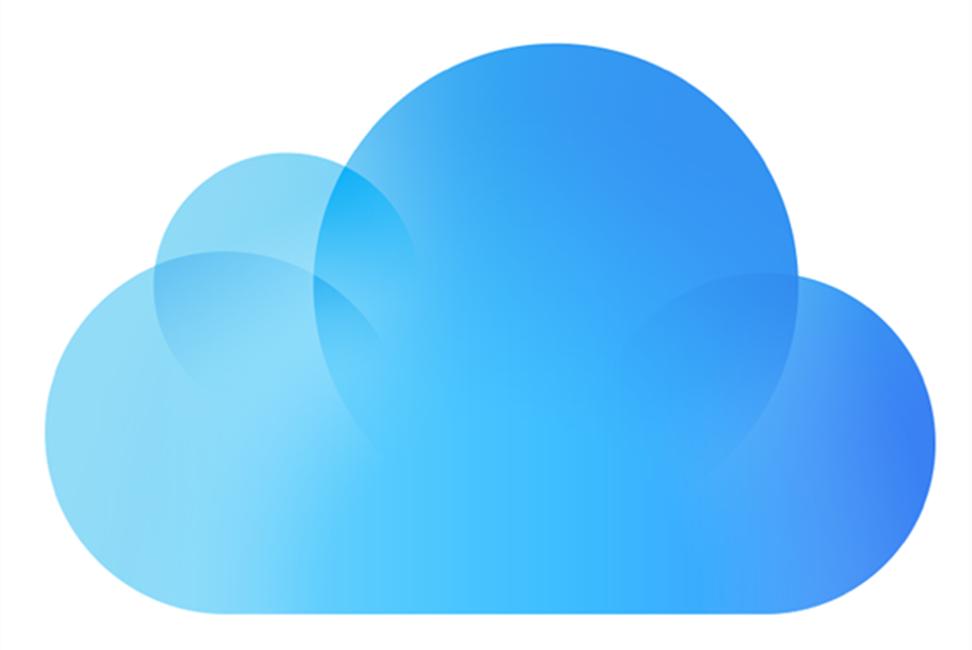 iCloud securitate backup