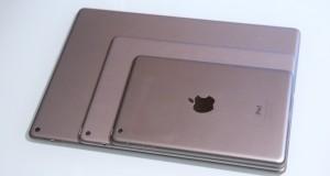 iPad Pro 9.7 inch camera iPhone 4K