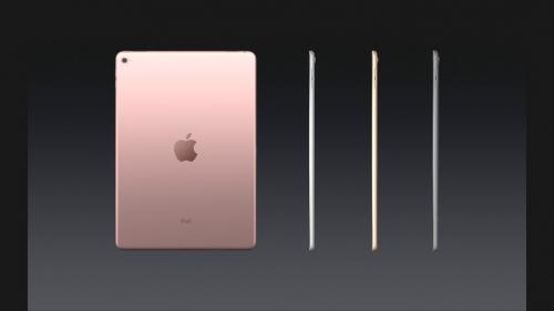 iPad Pro 9.7 inch roz
