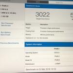 iPad Pro 9.7 rezultate performanta