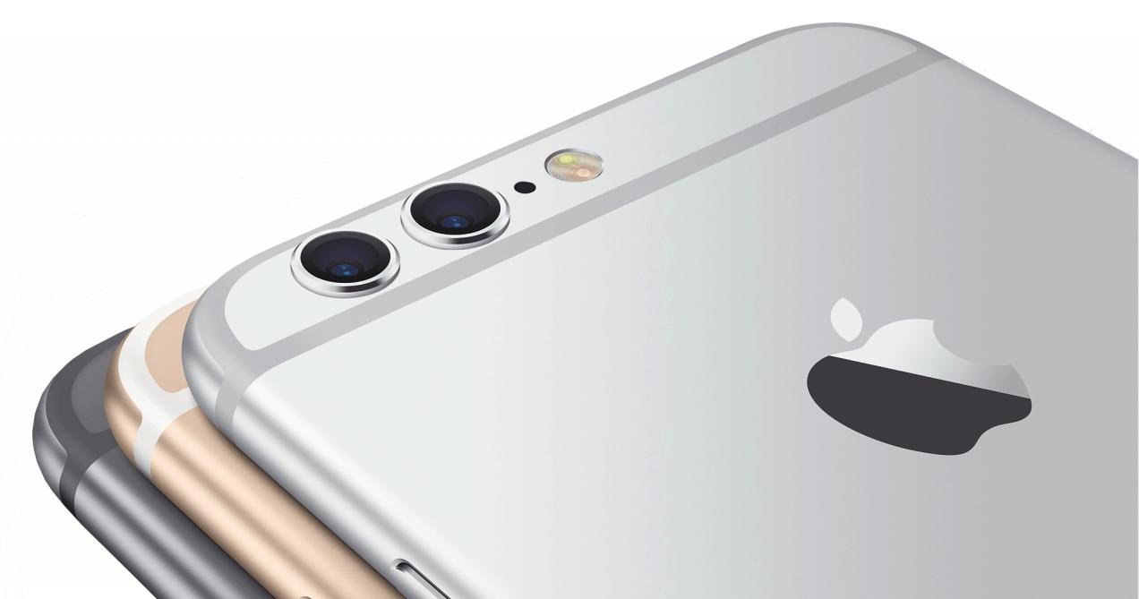 iPhone 7 Plus camera dubla
