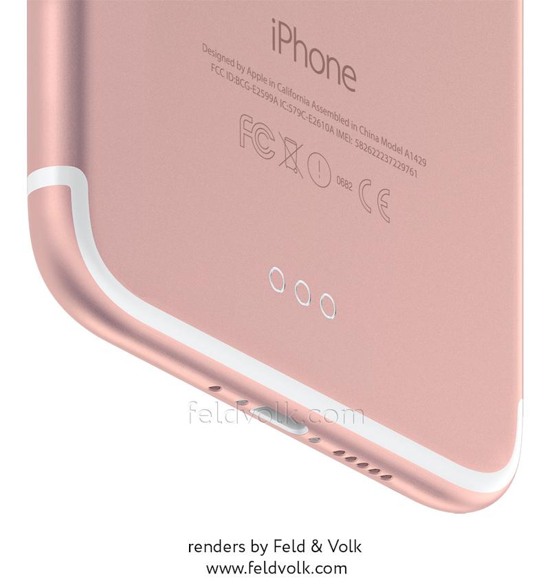 iPhone 7 Plus concept camera dubla 1