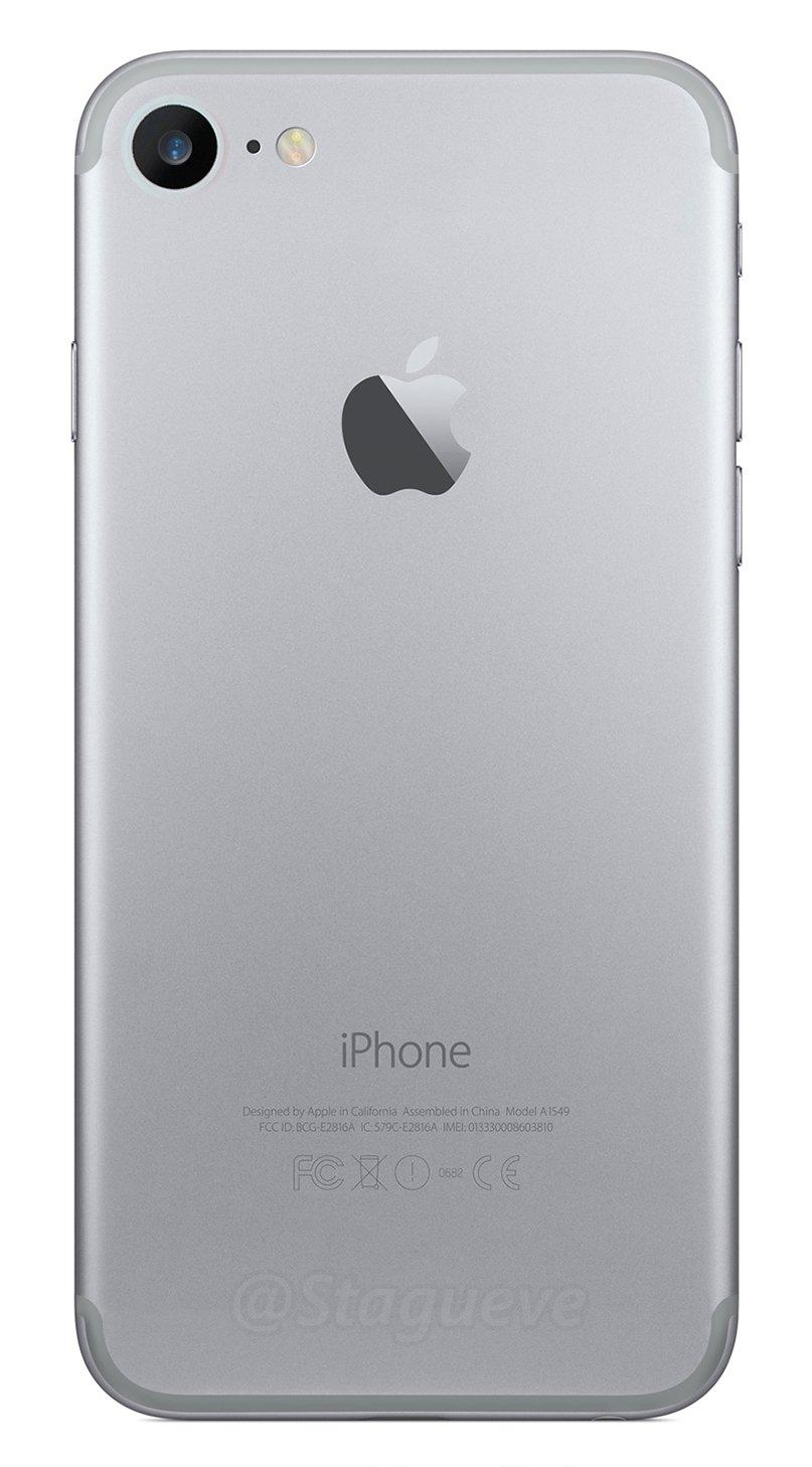 iPhone 7 arata