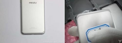 iPhone 7 carcasa Meizu Pro 6