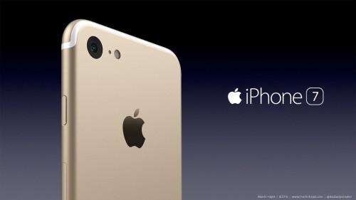 iPhone 7 concept martie 1