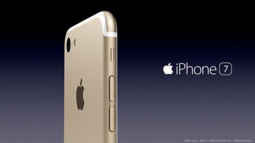 iPhone 7 concept martie 2