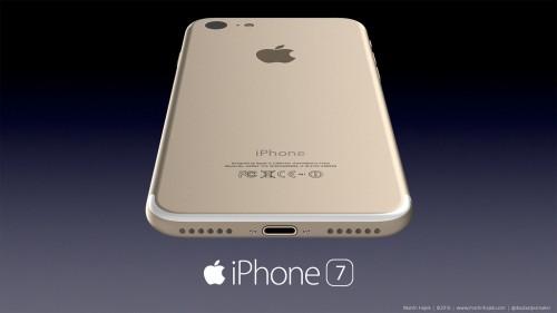 iPhone 7 concept martie