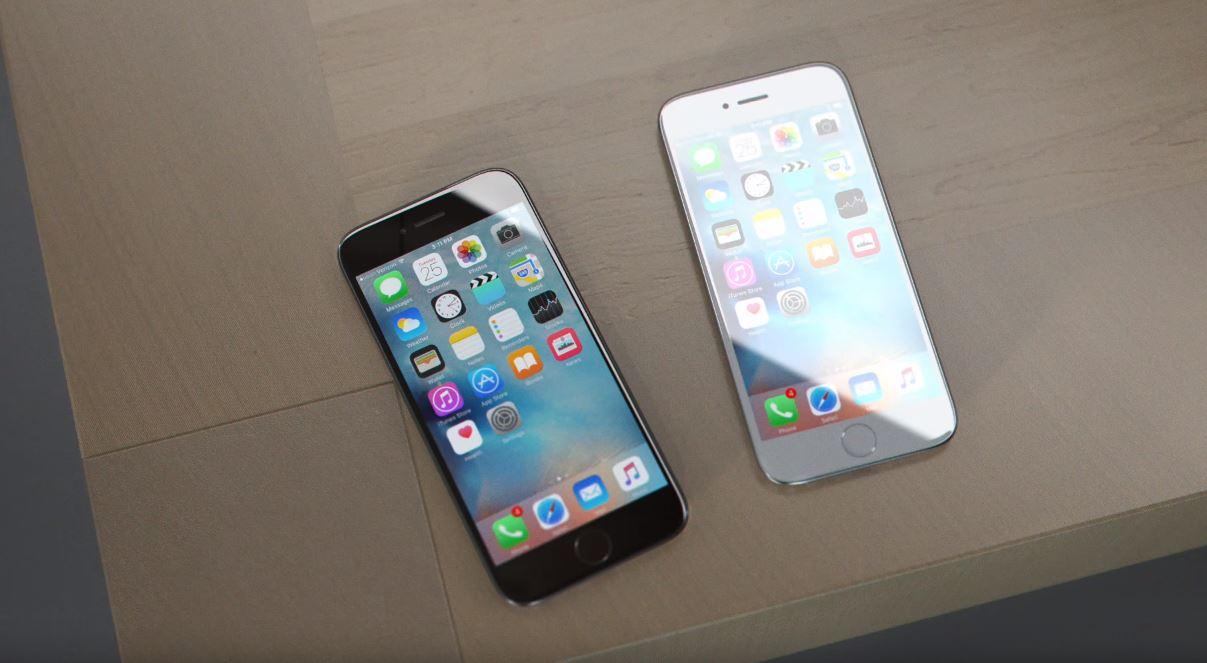 iPhone 7 schimbare camera