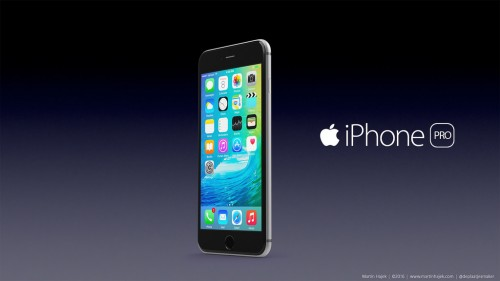 iPhone Pro concept 2