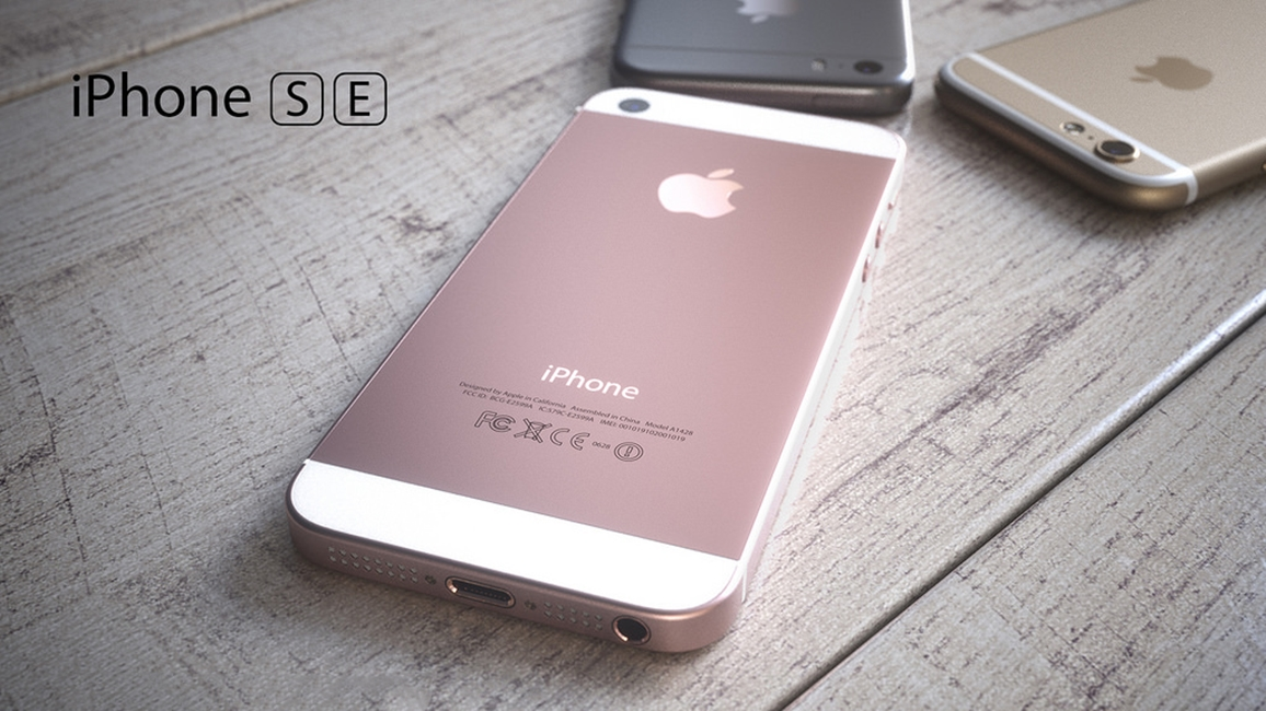 iPhone SE design noutati
