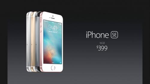iPhone SE pret si lansare