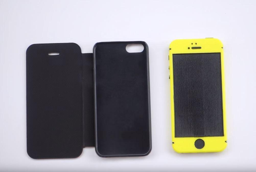 iPhone SE printat 3D