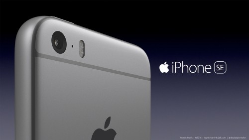 iPhone se concept martie 1