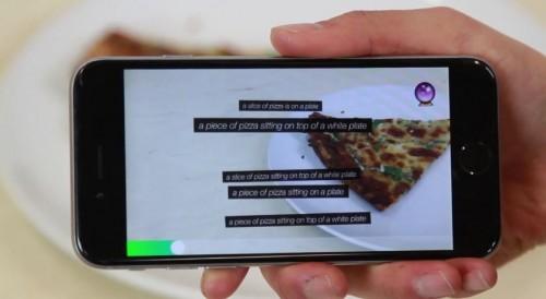 identificare obiect al scry iphone