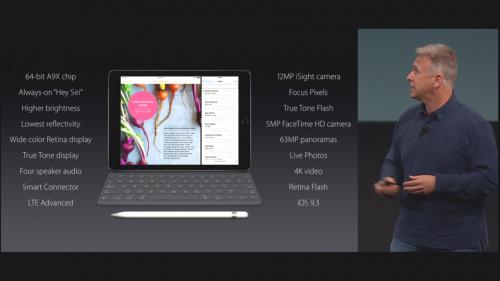 noutati iPad Pro 9.7 inch