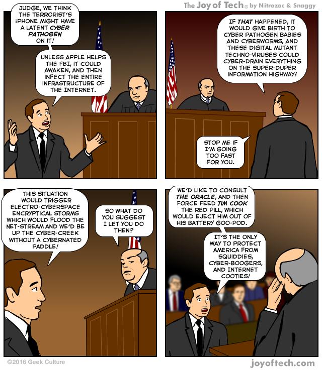patogen cibernetic comic