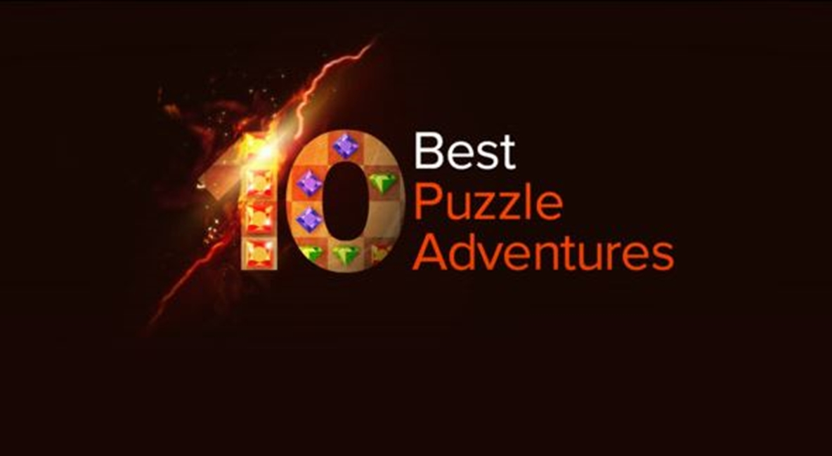 top 10 puzzle games din app store