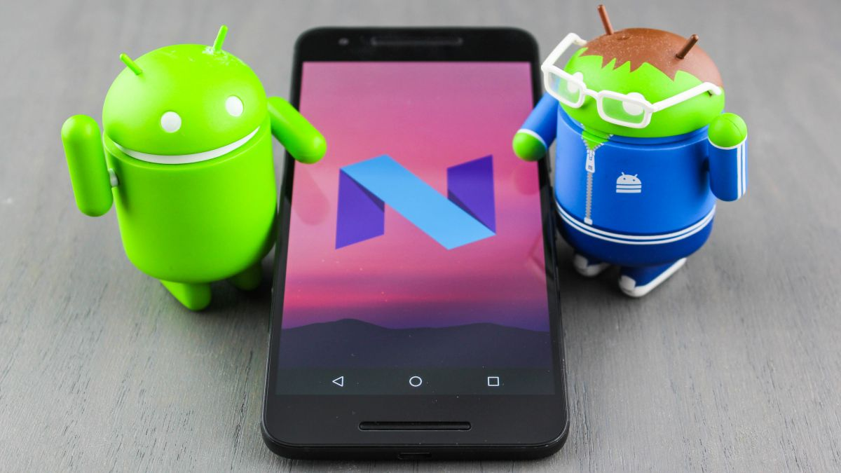 Android N Force Touch