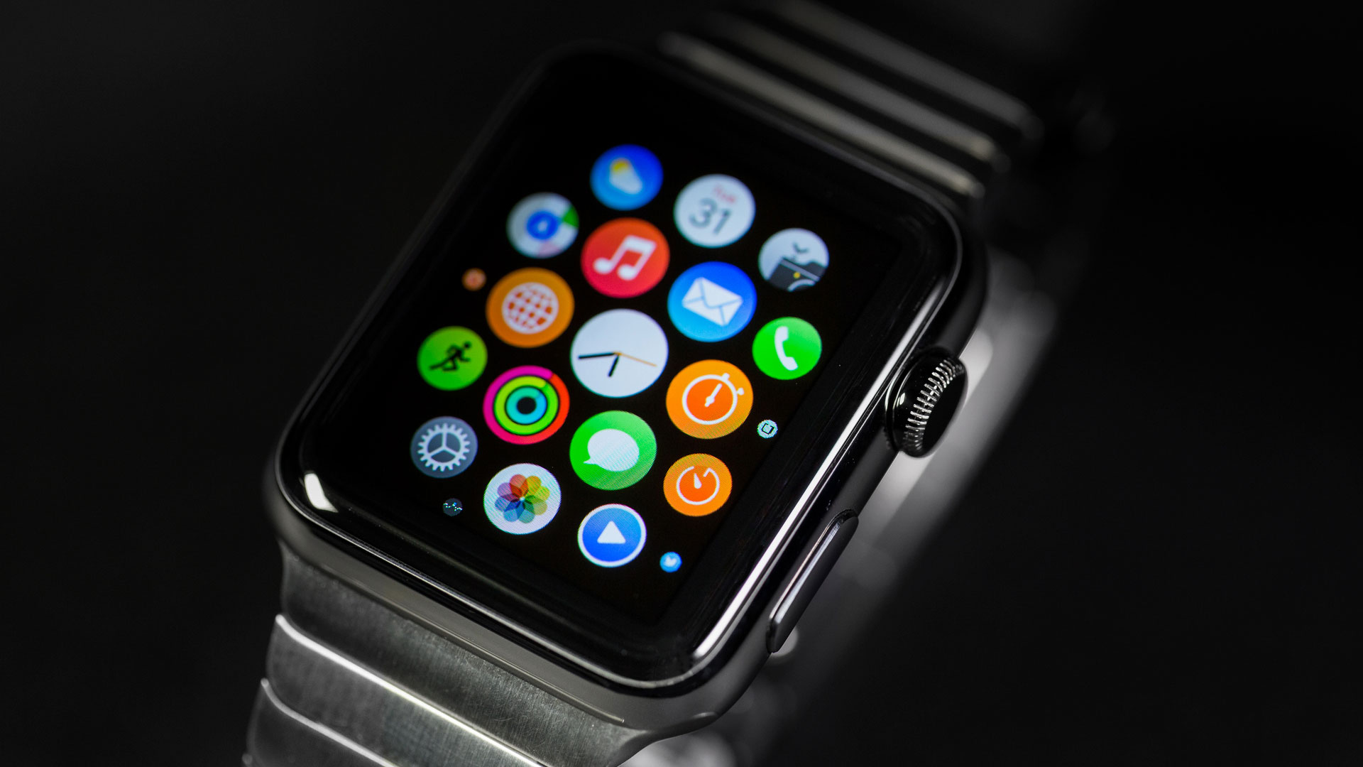 Apple Watch S