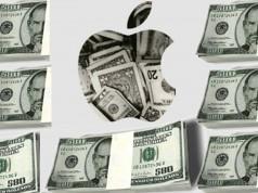 Apple incasari