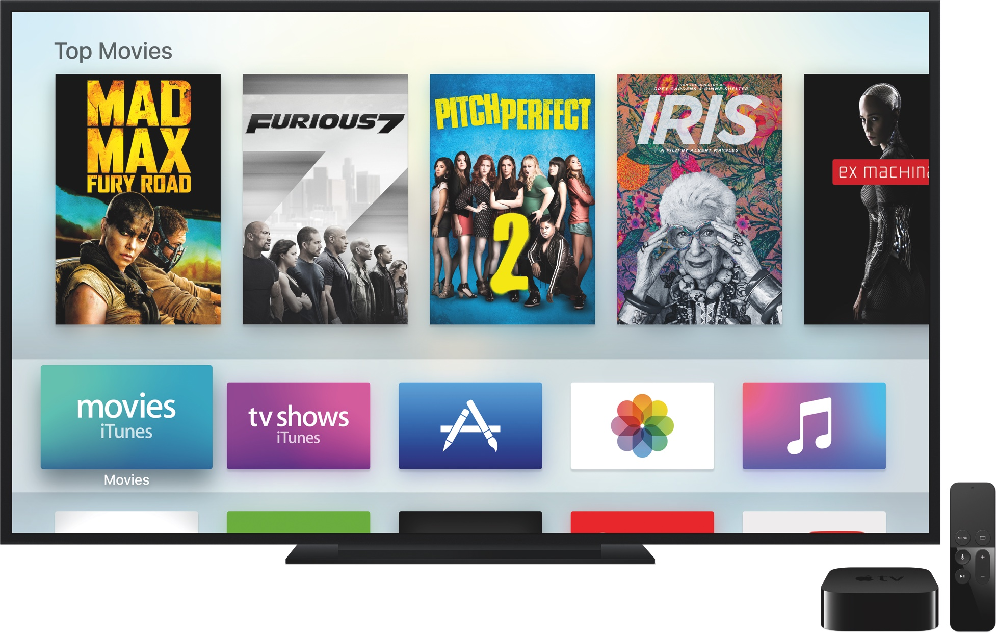 Apple seriale TV exclusive