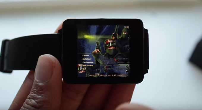 Counter Strike Android Wear
