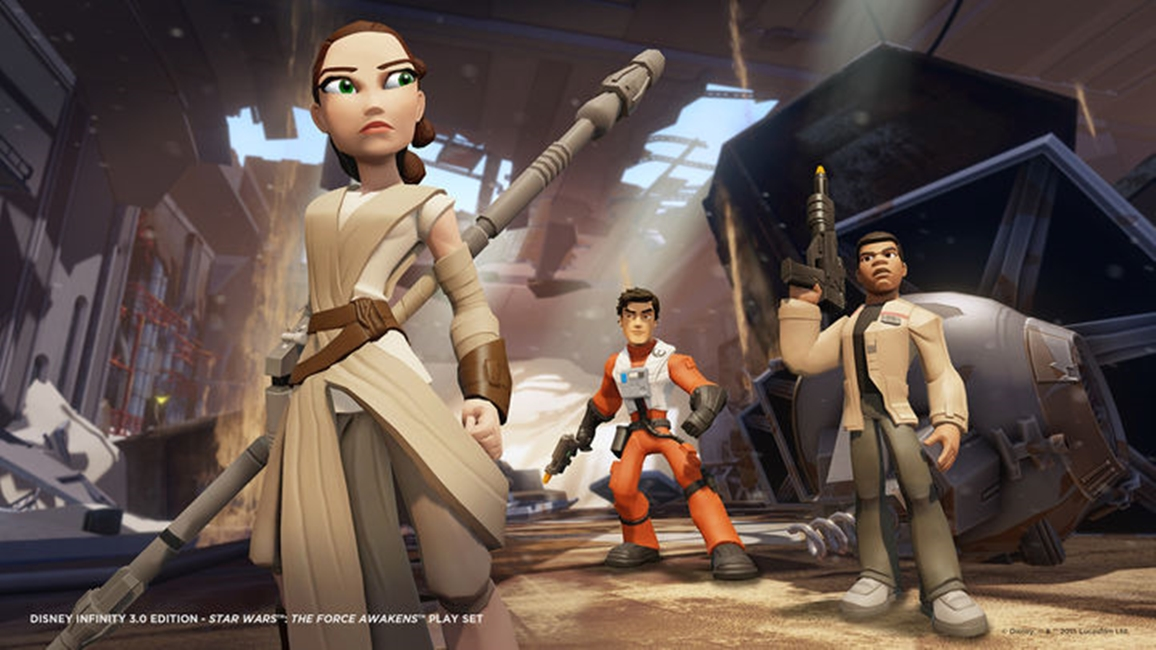 Disney Infinity Apple TV 4